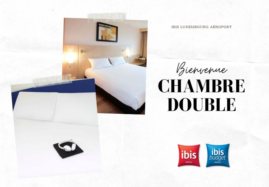 chambre double hotel luxembourg